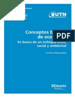 (L) Francisco Alburquerque - Conceptos básicos de economía. En busca de un enfoque ético, social y ambiental - Fundación Deusto (2018)