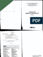 6 - Barbosa Moreira - Temas de direito processual sexta série