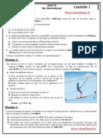 Controle 1 _ 2 S1 PC 1bac FR (Www.AdrarPhysic.Fr).docx