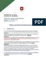 Ejercicios  de Eval.de Proy.