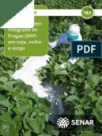 Manejo integrado de pragas (MIP) em soja, milho e sorgo