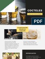 Cocteles y su clasificación