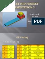 MAE 464 Mid Project Presentation 3