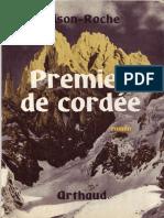 Premier de cordee - Frison-Roche, Roger