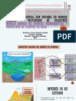 Ecologia Acuatica. Actividad 1