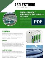 Tratamiento de Agua - Arduino Industrial