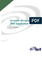 Accounts Receivable TRM Supplement
