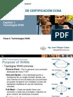 Tema 4 Tecnologias WAN