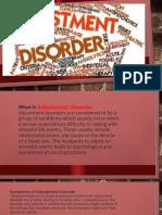 Trastorno desadaptativo