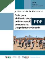 Evidencia 2.1.1.1 Guia Para El Diseno de Planes de Intervencion Comunitaria
