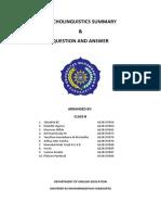 psycholinguistics summary.pdf