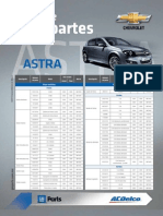 Astra Gm Parts