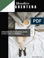 Filosofía - En tiempos de cuarentena
