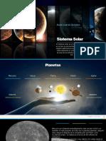 Sistema Solar Anais