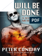 Thy Will Be Done - Peter Conway