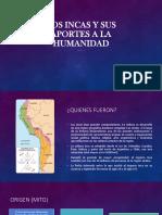 Unidad 2 Los Incas - Manuela Granda