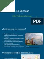 Unidad 2 Los Muiscas - Pablo Valderrama