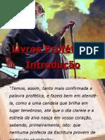 livros-proféticos - Introdução.ppt