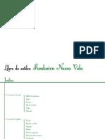 Libro de estilo Fundacion nueva vida