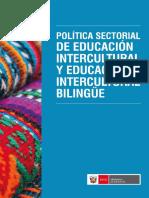 Política sectorial de Educación Intercultural y Educación Intercultural Bilingüe.pdf