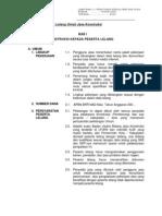 Contoh Dokumen Lelang Untuk Jasa Konstruksi