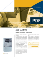 Actaris trifasico indirecto ace_sl7000