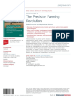 The Precision Farming Revolution Global