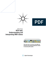 IPTV QoE