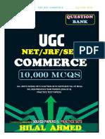 Mcq Ugc Net Commerce Book PDF