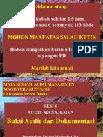 MANAGEMENT AUDIT UTAMA 6.pptx
