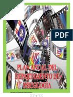 PLAN DE TRABAJO ANUAL PSICOLOGIA