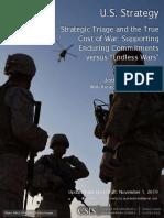 True Cost of War