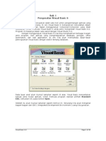 Visual Basic 6.0 Skripsi