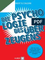 Cialdini - Psychologie des Uberzeugens