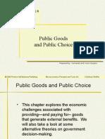 PublicGoods&Choice