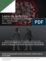 No es ficción, el impacto del coronavirus en los latinoamericanos