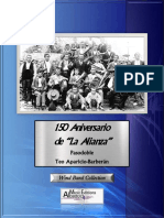 150 Aniversario La Alianza pasodoble Teo Aparicio