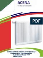 instalación_Puesta en Marcha_Aparatos_Calefacción_Climatización