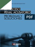 El Proceso Penal Acusatorio