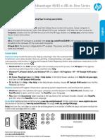 Hp 4645 short manual