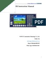 TOPCNC TC55H Instruction Manual