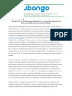 Press Release _ COVID19 Response (1)