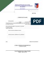 Cerere detasare UMF Craiova MEC_2019