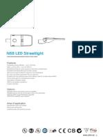 N68 LED Streetlight - Orbix