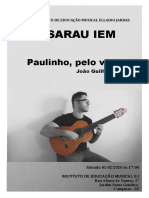 Poster 1 João Guilherme