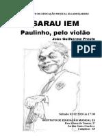 Poster 2 João Guilherme