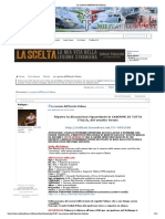 Le caserme dell'Esercito Italiano