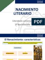 literatura renacimiento 2