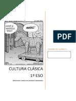 Cultura Clásica Manual 1º Eso