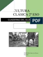 Cultura Clásica Manual 2º Eso